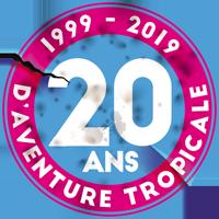 La serre à à papillons Naturospace de Honfleur fête des 20 ans en 2019